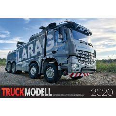 TRUCKmodell Jahreskalender 2020