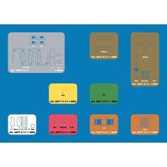 Lasercut-Detailset für Steve Irwin 1:100