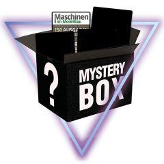 Maschinen im Modellbau Mysterybox