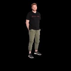 VTH Jubiläums-T-Shirt (Herren/Gr. S)
