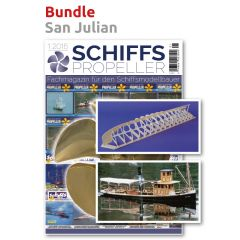 Schiffspropeller-Bundle San Julian