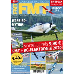 FMT Bundle 04/20 + RC- Elektronik 2020