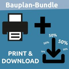 Bauplan-Set Turtle One