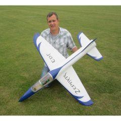 Bauplan-Set Zephyr EDF