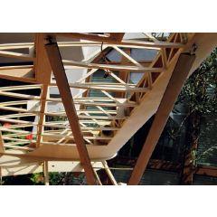 Baupraxis: Profilierung von Flächenstreben
