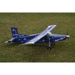 Testbericht: Pilatus PC-6 Turbo Porter von Aerobel