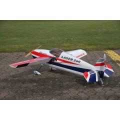 """Testbericht: Laser 260 60"""" von AeroPlus RC"""