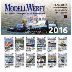 Download: ModellWerft Jahrgangs-CD 2016