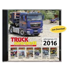 Download: TRUCKmodell Jahrgangs-CD 2016