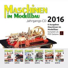 Download: Maschinen im Modellbau Jahrgangs-CD 2016