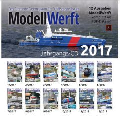 Download: ModellWerft Jahrgangs-CD 2017
