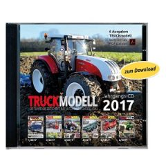 Download: TRUCKmodell Jahrgangs-CD 2017