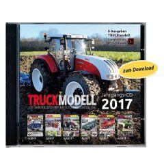 Download: TRUCKmodell Jahrgangs-CD 2017