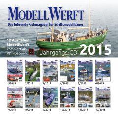 Download: ModellWerft Jahrgangs-CD 2015