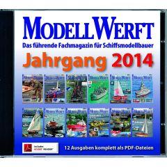 Download: ModellWerft Jahrgangs-CD 2014