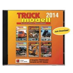 Download: TRUCKmodell Jahrgangs-CD 2014