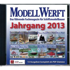 Download: ModellWerft Jahrgangs-CD 2013