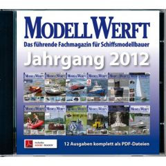 Download: ModellWerft Jahrgangs-CD 2012