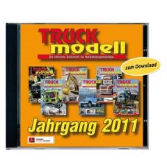 Download: TRUCKmodell Jahrgangs-CD 2011