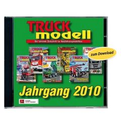 Download: TRUCKmodell Jahrgangs-CD 2010