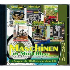 Download: Maschinen im Modellbau Jahrgangs-CD 2010