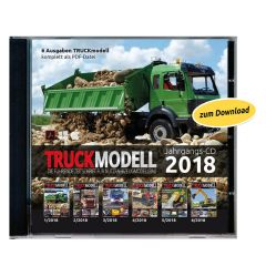 Download: TruckModell Jahrgangs-CD 2018
