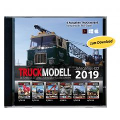 Download: TRUCKmodell Jahrgangs-CD 2019