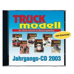Download: TRUCKmodell Jahrgangs-CD 2003