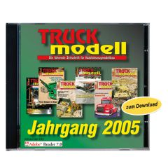 Download: TRUCKmodell Jahrgangs-CD 2005