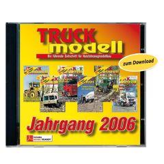 Download: TRUCKmodell Jahrgangs-CD 2006