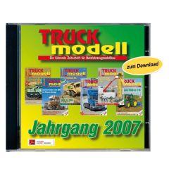 Download: TRUCKmodell Jahrgangs-CD 2007