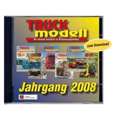 Download: TRUCKmodell Jahrgangs-CD 2008