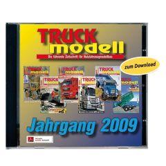 Download: TRUCKmodell Jahrgangs-CD 2009