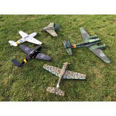 Download: DXF-Daten Messerschmitt Bf 109