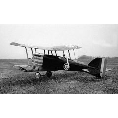 Download: DXF-Daten Royal Aircraft Factory S.E.5