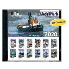 Download: ModellWerft Jahrgangs-CD 2020