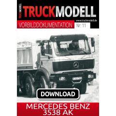 Download-Vorbilddokumentation: Mercedes-Benz 3538 AK