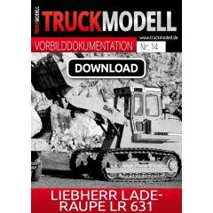 Download-Vorbilddokumentation: Liebherr Laderaupe LR 631