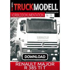 Download-Vorbilddokumentation: RENAULT Major R 385 ti T
