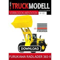 Download-Vorbilddokumentation: Furukawa Radlader 365-II