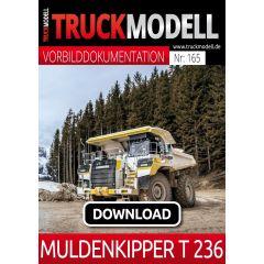 Download-Vorbilddokumentation: Liebherr Muldenkipper T 236