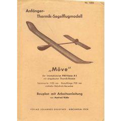 Downloadplan Möwe (Graupner-Edition)