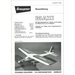 Downloadplan Maxi