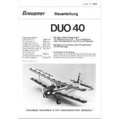 Downloadplan Duo 40