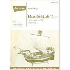 Downloadplan Bunte Kuh von Flandern