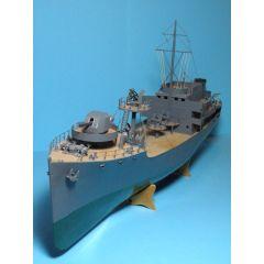 Downloadplan U-Boot Jäger UJ2209