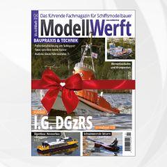 ModellWerft Geschenkabo