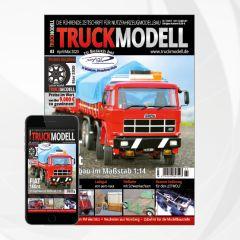 TRUCKmodell Jahresabo + Digital